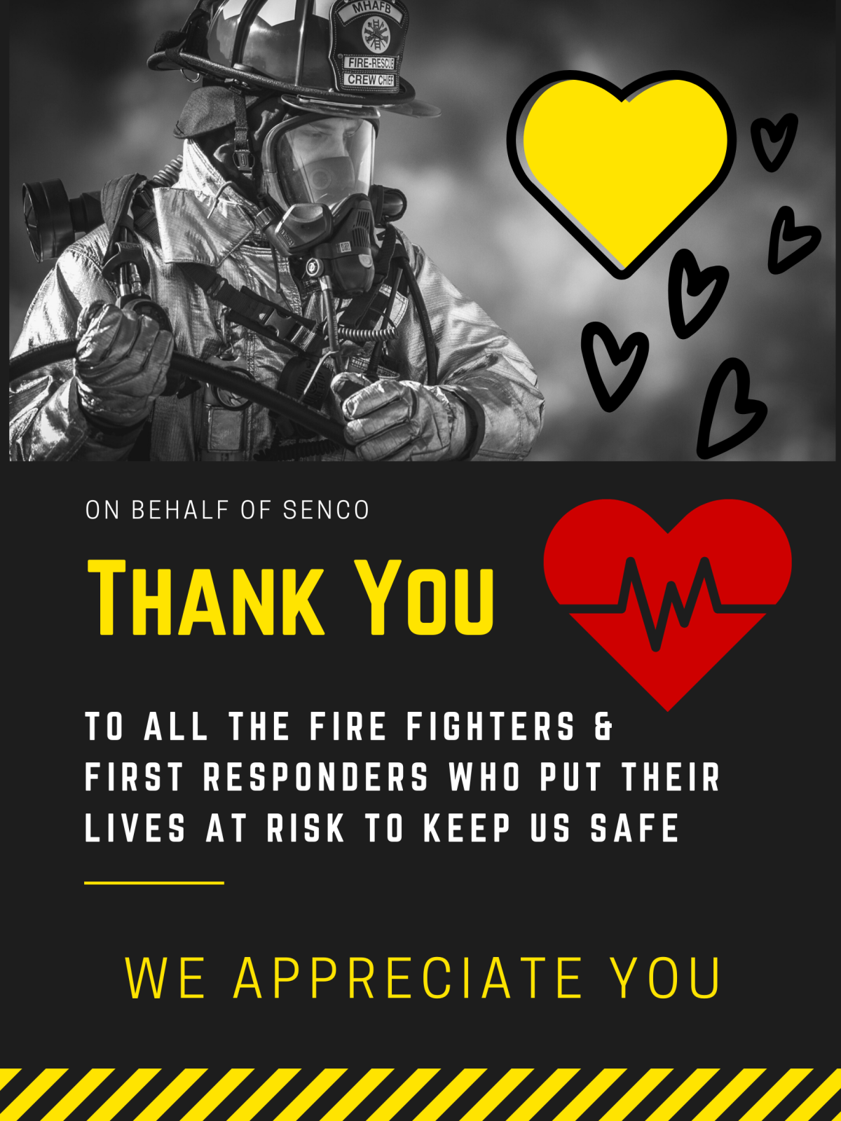 Thank You Fire & Rescue ❤️