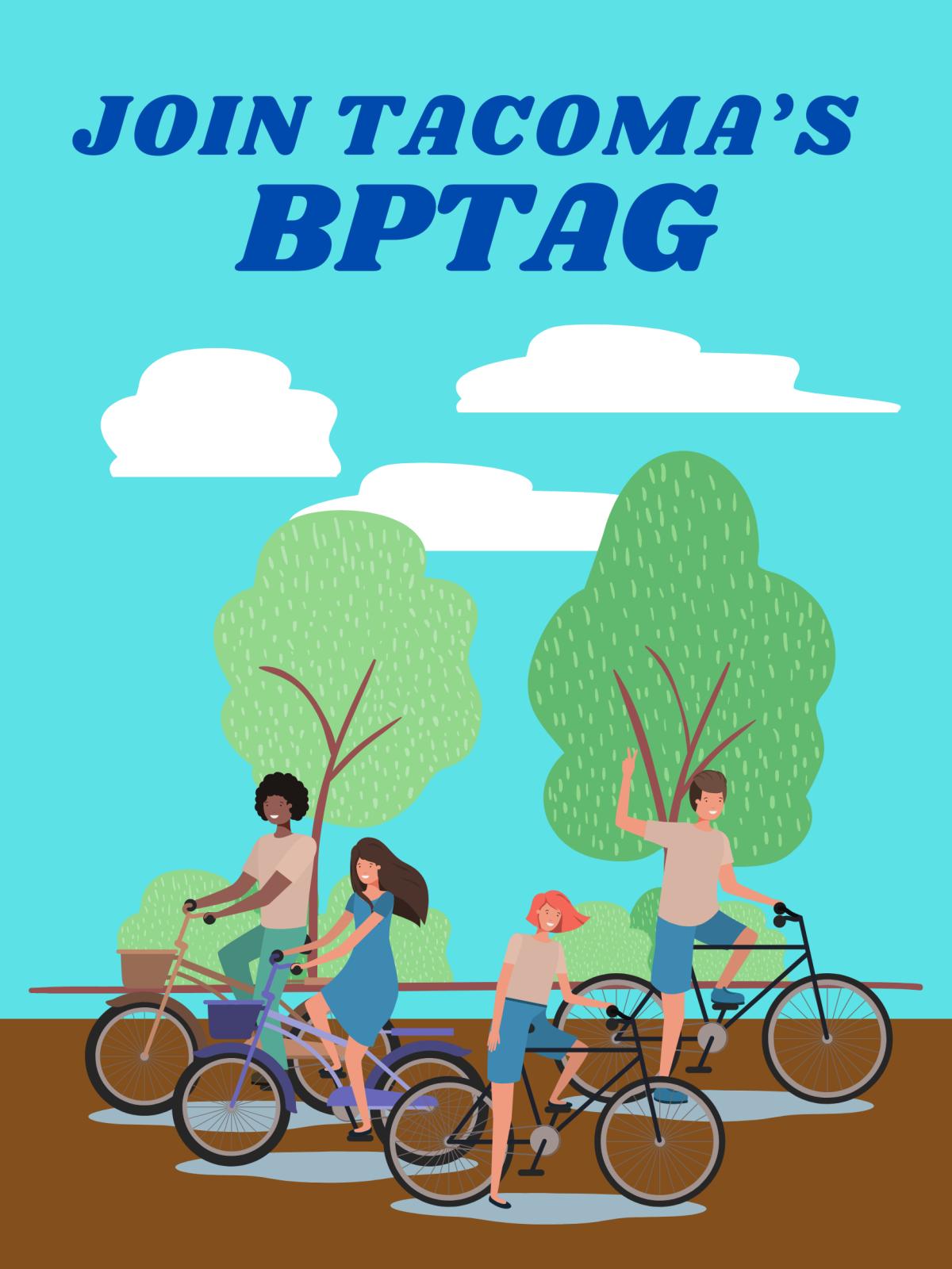 Tacoma's Bicycle & Pedestrian Technical Advisory Group Seeking South EndRepresentation!