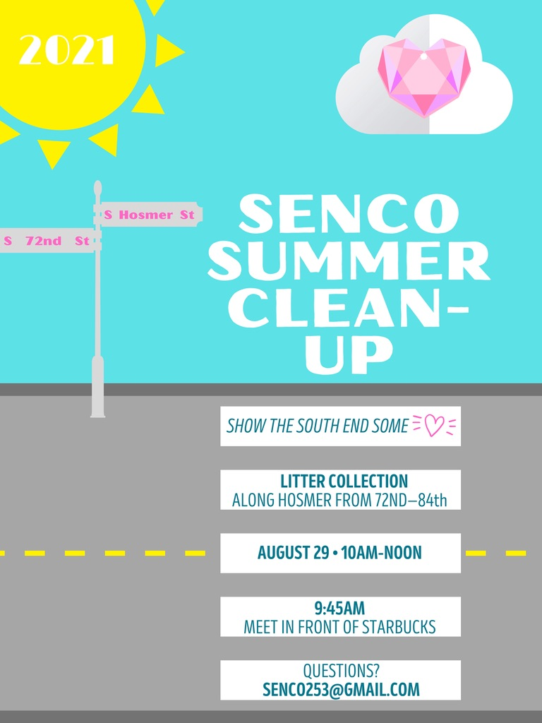 SENCo Summer Clean-Up